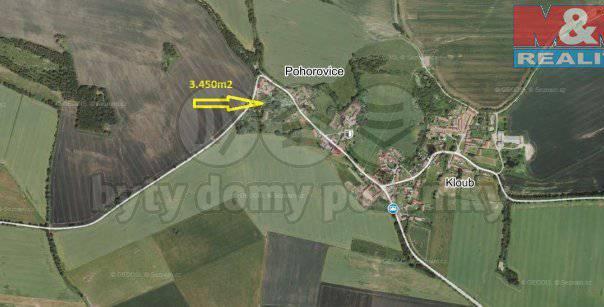 Prodej pozemku, Pohorovice, foto 1 Reality, Pozemky | spěcháto.cz - bazar, inzerce