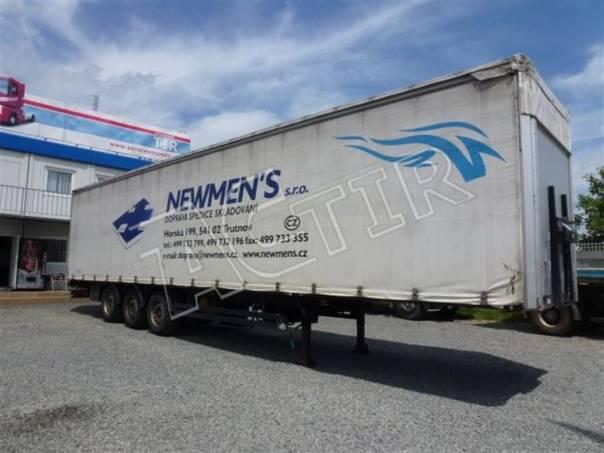 TŘÍSTRANNÁ SHRNOVACÍ PLACHTA, foto 1 Užitkové a nákladní vozy, Přívěsy a návěsy | spěcháto.cz - bazar, inzerce zdarma