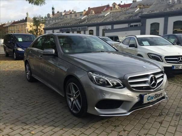 Mercedes-Benz Třída E E 250 CDI 4M   AUT ., foto 1 Auto – moto , Automobily | spěcháto.cz - bazar, inzerce zdarma