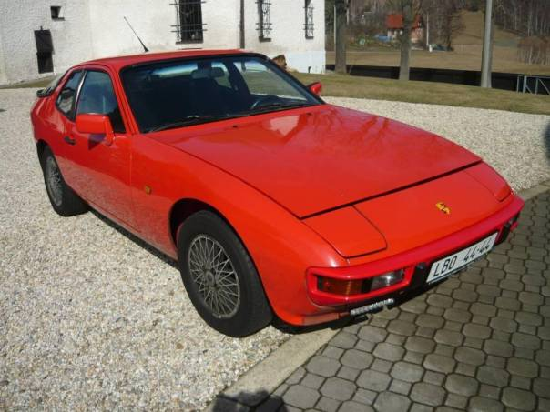 Porsche 924 , foto 1 Auto – moto , Automobily | spěcháto.cz - bazar, inzerce zdarma