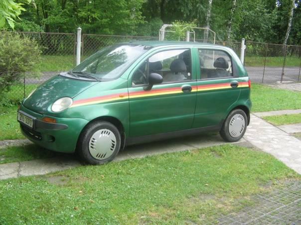 Daewoo Matiz 0.8, foto 1 Auto – moto , Automobily | spěcháto.cz - bazar, inzerce zdarma