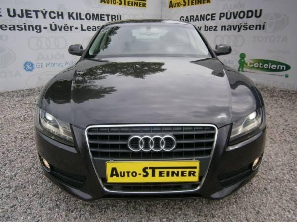 Audi A5 2.0TDI Navigace, Xenony, Kůže , foto 1 Auto – moto , Automobily | spěcháto.cz - bazar, inzerce zdarma