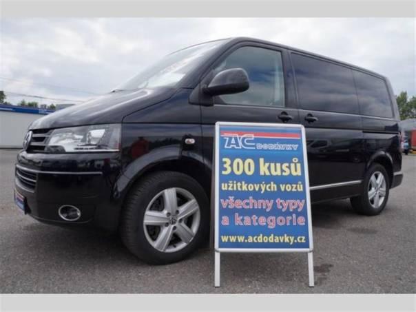 Volkswagen Multivan 2,0 TDI DSG 4-MOTION  7 míst H, foto 1 Užitkové a nákladní vozy, Autobusy | spěcháto.cz - bazar, inzerce zdarma