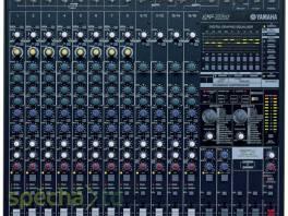 Power mix - Yamaha EMX 5016 CF s dřev. kufrem , Hobby, volný čas, Hudba  | spěcháto.cz - bazar, inzerce zdarma