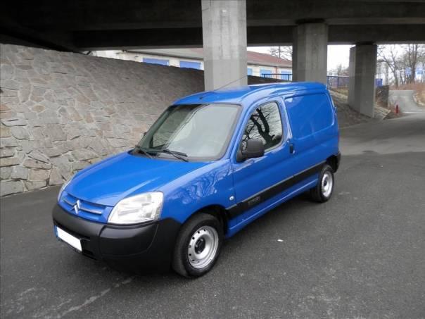 Citroën Berlingo 1.6 HDI 16V*ČR*1.MAJ*SERVISKA, foto 1 Užitkové a nákladní vozy, Do 7,5 t | spěcháto.cz - bazar, inzerce zdarma