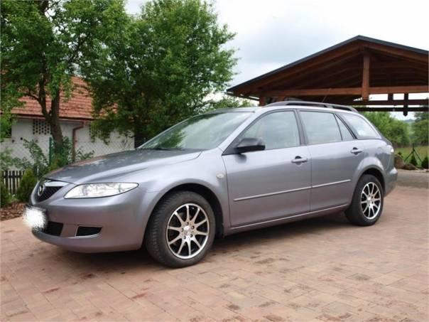 Mazda 6 2.0 D kombi, foto 1 Auto – moto , Automobily | spěcháto.cz - bazar, inzerce zdarma