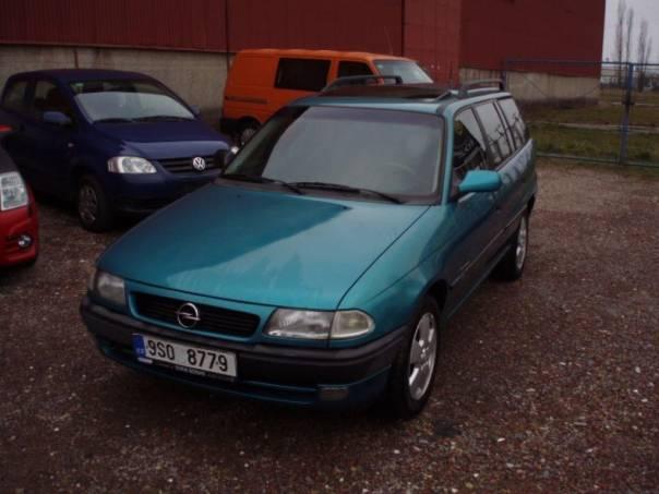 Opel Astra 1.6 16V N-joy, foto 1 Auto – moto , Automobily | spěcháto.cz - bazar, inzerce zdarma