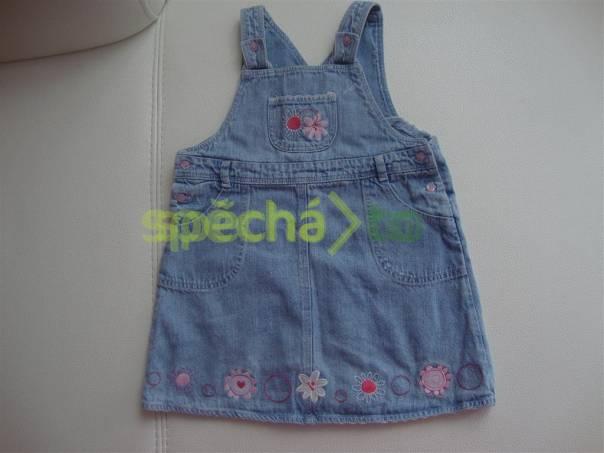 Dětské riflové šaty, foto 1 Pro děti, Dětské oblečení  | spěcháto.cz - bazar, inzerce zdarma