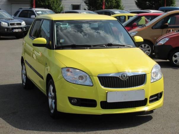 Škoda Fabia  1.2 12V, ČR, klimatizace, foto 1 Auto – moto , Automobily | spěcháto.cz - bazar, inzerce zdarma