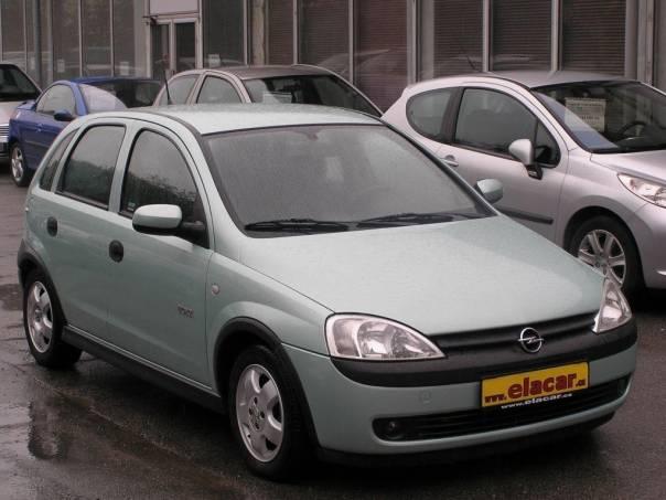 Opel Corsa 1.2 16V Po servise+rozvody+olej, foto 1 Auto – moto , Automobily | spěcháto.cz - bazar, inzerce zdarma