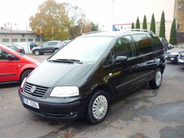 Volkswagen Sharan 1.9 TDi 85KW AUTOMAT, foto 1 Auto – moto , Automobily | spěcháto.cz - bazar, inzerce zdarma