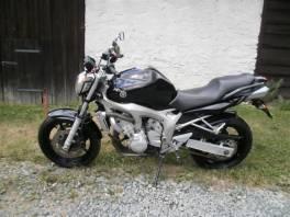 Yamaha FZ FZ 6 N , Auto – moto , Motocykly a čtyřkolky  | spěcháto.cz - bazar, inzerce zdarma