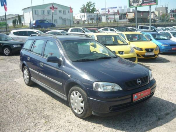 Opel Astra 1,6 i Zachovalé, foto 1 Auto – moto , Automobily | spěcháto.cz - bazar, inzerce zdarma