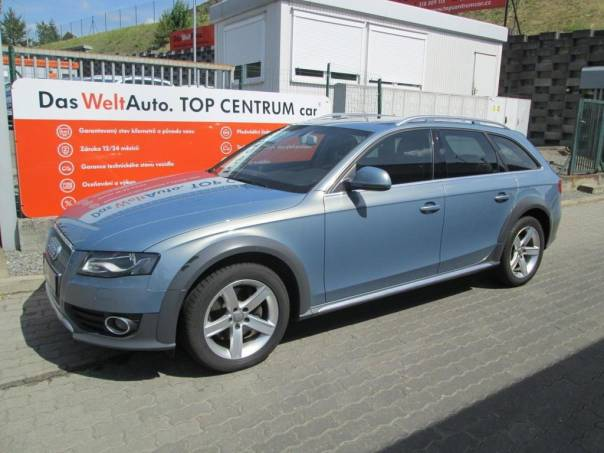 Audi A4 Allroad 2,0 TFSI (155kW/210k) - nový motor, foto 1 Auto – moto , Automobily | spěcháto.cz - bazar, inzerce zdarma