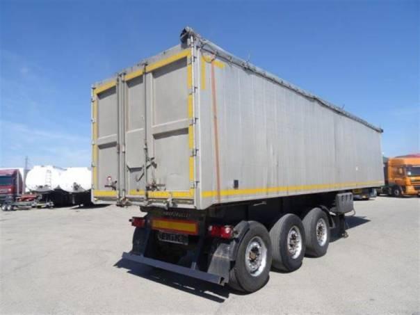 jednostranný sklápač 49 m3 dvojkombinácia >VIN, foto 1 Užitkové a nákladní vozy, Přívěsy a návěsy | spěcháto.cz - bazar, inzerce zdarma