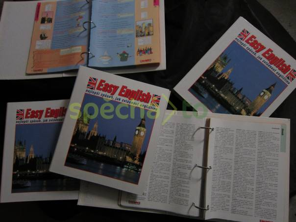 Easy English - nejlepší způsob, jak zvládnout angličtinu, foto 1 Hobby, volný čas, Knihy | spěcháto.cz - bazar, inzerce zdarma