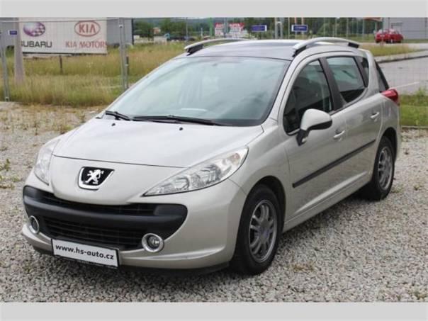 Peugeot 207 SW 1.6 HDi, klima, foto 1 Auto – moto , Automobily | spěcháto.cz - bazar, inzerce zdarma