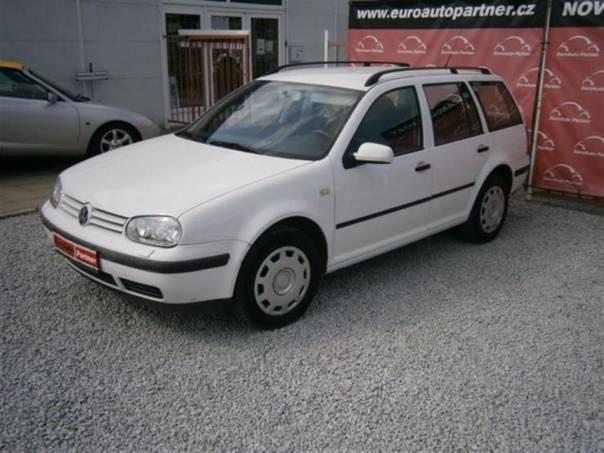 Volkswagen Golf Variant 1.9TDI 66kW 4 Motion, foto 1 Auto – moto , Automobily | spěcháto.cz - bazar, inzerce zdarma
