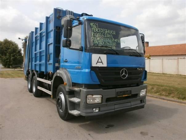MERCEDES Axor (ID 9561), foto 1 Užitkové a nákladní vozy, Nad 7,5 t   spěcháto.cz - bazar, inzerce zdarma