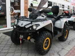 Can-Am  Outlander MAX 500 L, 1. majitel, ČR, 5 let záruka , Auto – moto , Motocykly a čtyřkolky  | spěcháto.cz - bazar, inzerce zdarma