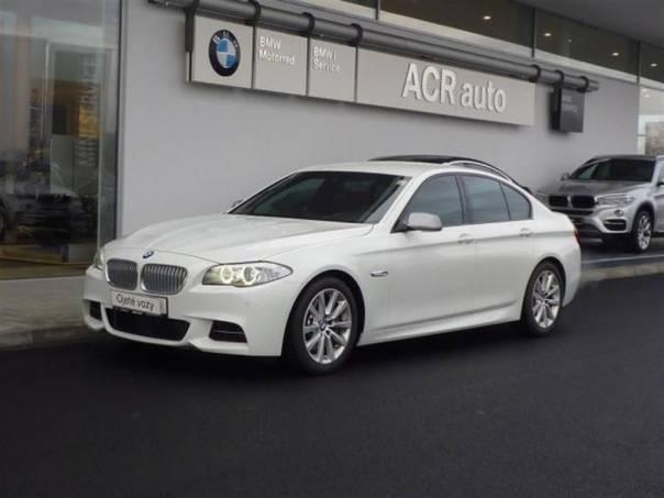 BMW Řada 5 M550 d xDrive ACRauto, foto 1 Auto – moto , Automobily | spěcháto.cz - bazar, inzerce zdarma