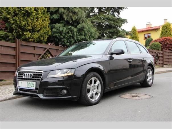 Audi A4 2,0 TDi  START/STOP, foto 1 Auto – moto , Automobily | spěcháto.cz - bazar, inzerce zdarma
