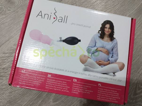 Aniball - zdravotnická pomůcka k porodu, foto 1 Móda a zdraví, Zdravotní pomůcky | spěcháto.cz - bazar, inzerce zdarma