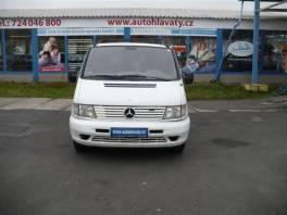 Mercedes-Benz Vito 108 2.3 D , Užitkové a nákladní vozy, Do 7,5 t  | spěcháto.cz - bazar, inzerce zdarma