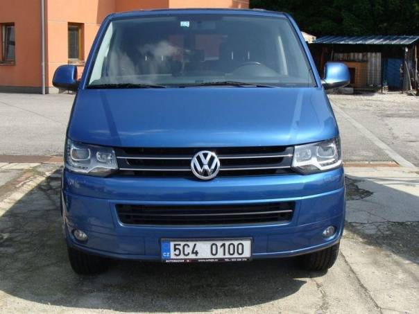 Volkswagen Multivan 2.0 TDi MULTIVAN DSG 1MAJITEL ČR, foto 1 Auto – moto , Automobily | spěcháto.cz - bazar, inzerce zdarma