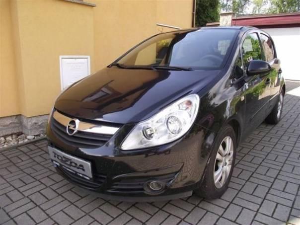 Opel Corsa 1,2i 16V* klima * servis.kn. *, foto 1 Auto – moto , Automobily | spěcháto.cz - bazar, inzerce zdarma