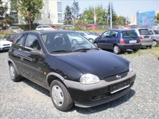 Opel Corsa 1.0 KLIMATIZACE! SERVO!, foto 1 Auto – moto , Automobily | spěcháto.cz - bazar, inzerce zdarma