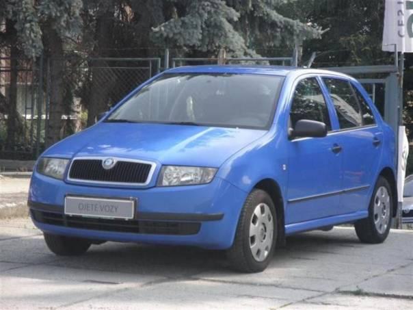 Škoda Fabia I. Classic Plus 1,2 HTP, foto 1 Auto – moto , Automobily | spěcháto.cz - bazar, inzerce zdarma
