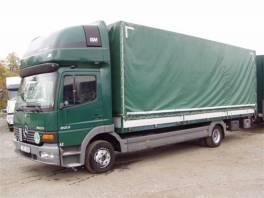Mercedes-Benz Atego 923 , Užitkové a nákladní vozy, Nad 7,5 t  | spěcháto.cz - bazar, inzerce zdarma
