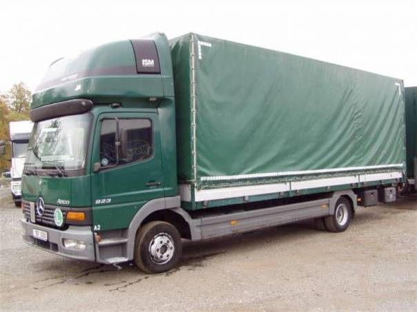 Mercedes-Benz Atego 923, foto 1 Užitkové a nákladní vozy, Nad 7,5 t | spěcháto.cz - bazar, inzerce zdarma