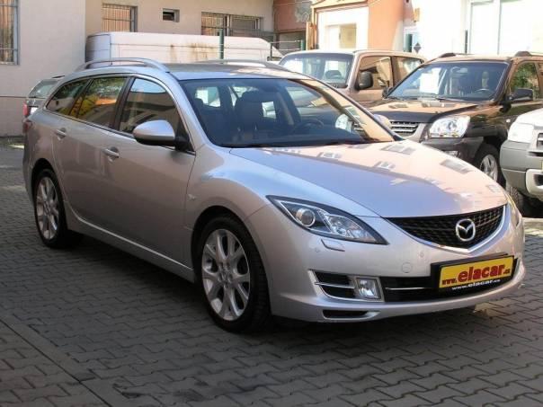 Mazda 6 2.0 MZR-CD TOP STAV, foto 1 Auto – moto , Automobily | spěcháto.cz - bazar, inzerce zdarma