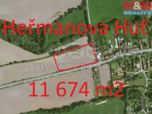 Prodej pozemku, Heřmanova Huť, foto 1 Reality, Pozemky | spěcháto.cz - bazar, inzerce