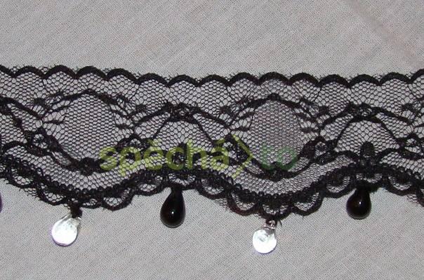 krajkový náhrdelník rock , metal , gotic , emo , foto 1 Modní doplňky, Šperky a bižuterie | spěcháto.cz - bazar, inzerce zdarma