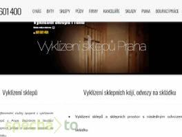 Vyklízení sklepů a sklepních prostor Praha , Obchod a služby, Úklid a údržba    spěcháto.cz - bazar, inzerce zdarma