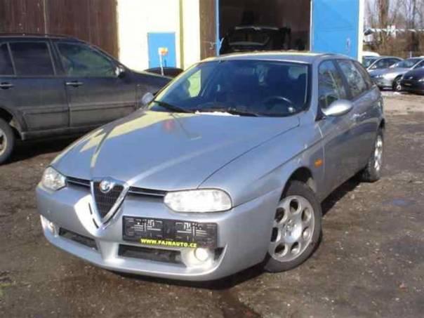 Alfa Romeo 156 1,9 JTD,Dig.Klima,Alu,Top, foto 1 Auto – moto , Automobily | spěcháto.cz - bazar, inzerce zdarma