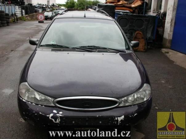 Ford Mondeo 1,6, foto 1 Náhradní díly a příslušenství, Ostatní | spěcháto.cz - bazar, inzerce zdarma
