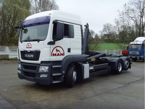 TGS 26.400 6x2 hák.natahovák, foto 1 Užitkové a nákladní vozy, Nad 7,5 t | spěcháto.cz - bazar, inzerce zdarma
