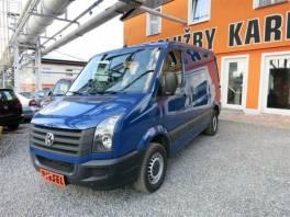 Volkswagen Crafter 2.5 TDi,serviska,56.500 km , Užitkové a nákladní vozy, Do 7,5 t  | spěcháto.cz - bazar, inzerce zdarma