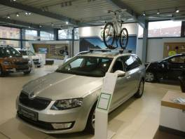 Škoda Octavia 1.2 TSI Ambition Plus