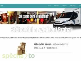 Vyklízení bytů a domácností Praha , Obchod a služby, Přeprava, stěhování  | spěcháto.cz - bazar, inzerce zdarma