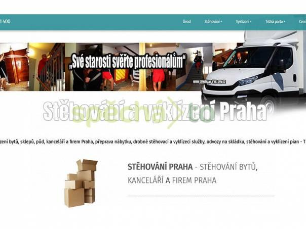 Vyklízení bytů a domácností Praha, foto 1 Obchod a služby, Přeprava, stěhování | spěcháto.cz - bazar, inzerce zdarma
