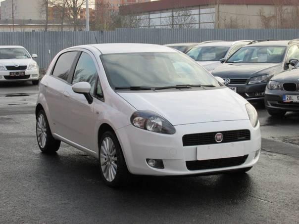 Fiat Grande Punto  1.9 JTD, +sada kol, foto 1 Auto – moto , Automobily | spěcháto.cz - bazar, inzerce zdarma