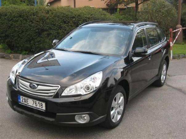 Subaru OUTBACK 2,5i CVT Business 1.majitel, foto 1 Auto – moto , Automobily | spěcháto.cz - bazar, inzerce zdarma