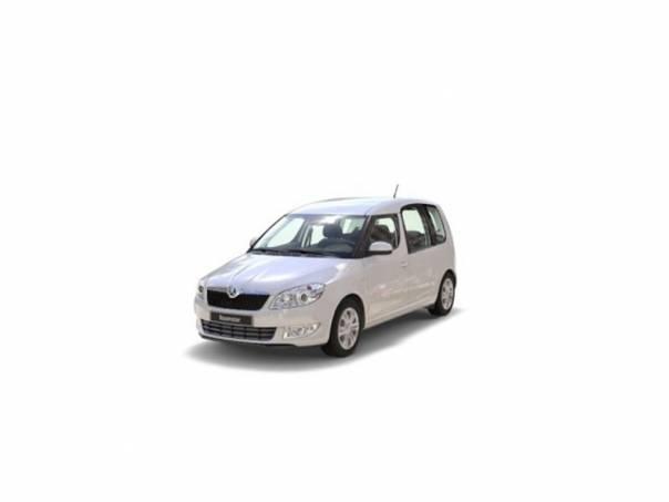 Škoda Roomster 1.4 Trumf Active, foto 1 Auto – moto , Automobily | spěcháto.cz - bazar, inzerce zdarma