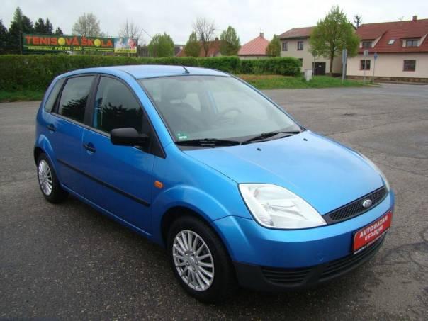Ford Fiesta 1.3i  51kW,  klima, foto 1 Auto – moto , Automobily | spěcháto.cz - bazar, inzerce zdarma