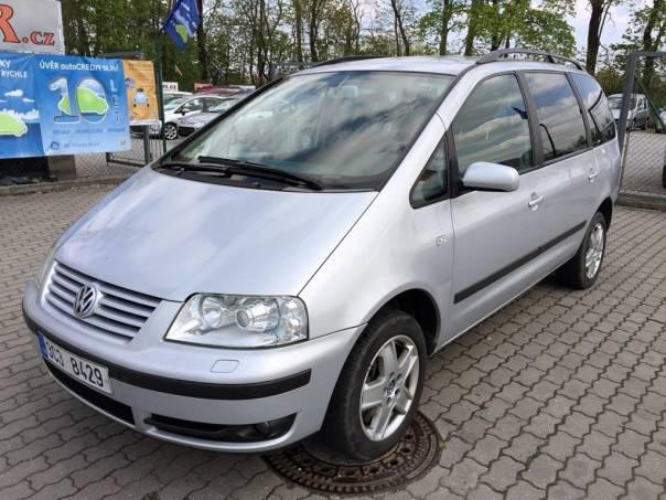 Volkswagen Sharan 1.9 TDi, foto 1 Auto – moto , Automobily   spěcháto.cz - bazar, inzerce zdarma